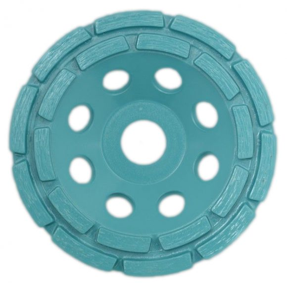 Double Row Grinding Cup Wheel