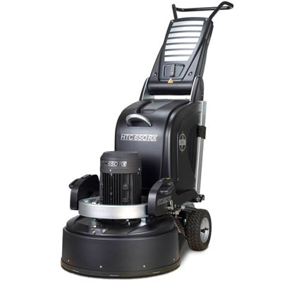 HTC Professional Floor Grinding Machines - Black