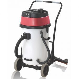 60L WET & DRY VACUUM WITH SQUEEGEE